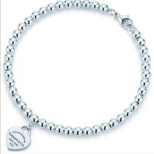 Silver Tiffany & co. Bracelet